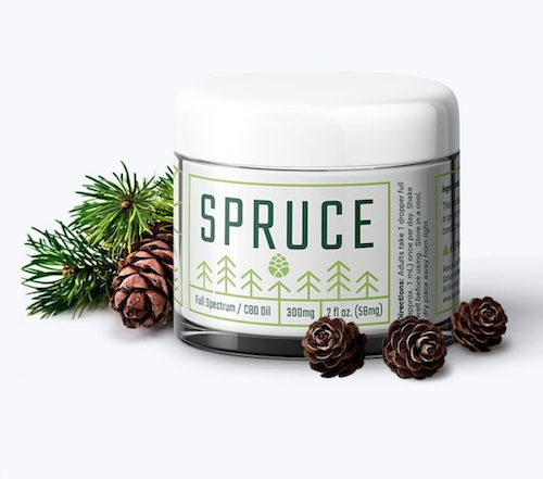 spruce cbd cream for eczema