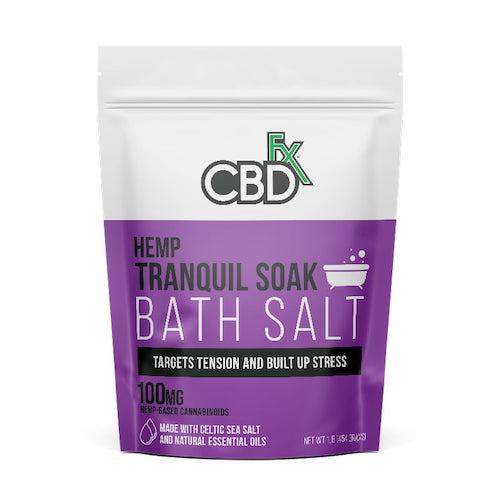 CBDfx Bath Salt