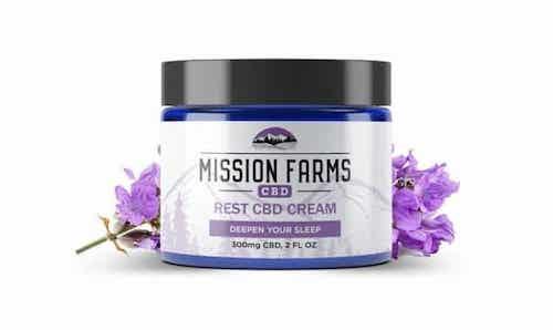 Mission Farms Best CBD Cream
