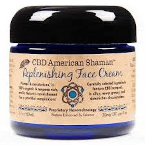 American Shaman CBD Face Cream