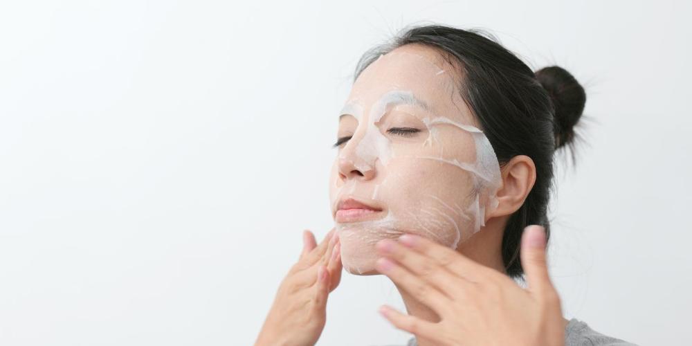 CBD Face Mask