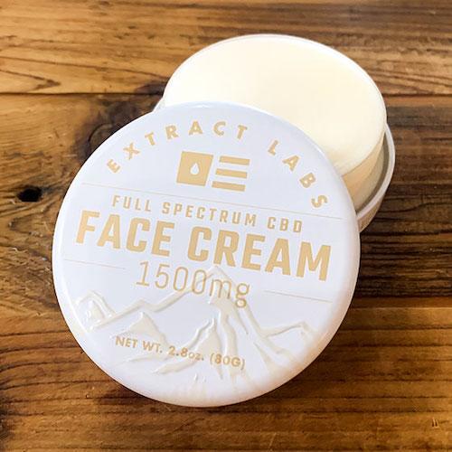Extract Labs CBD Face Cream